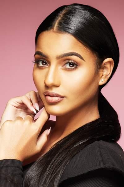Miss Curacao : Kyrsha Attaf