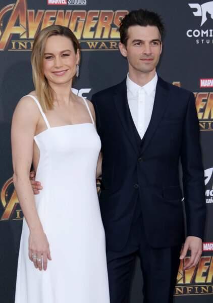 L'actrice Brie Larson rompt ses fiançailles avec son petit ami de longue date, le musicien Alex Greenwald