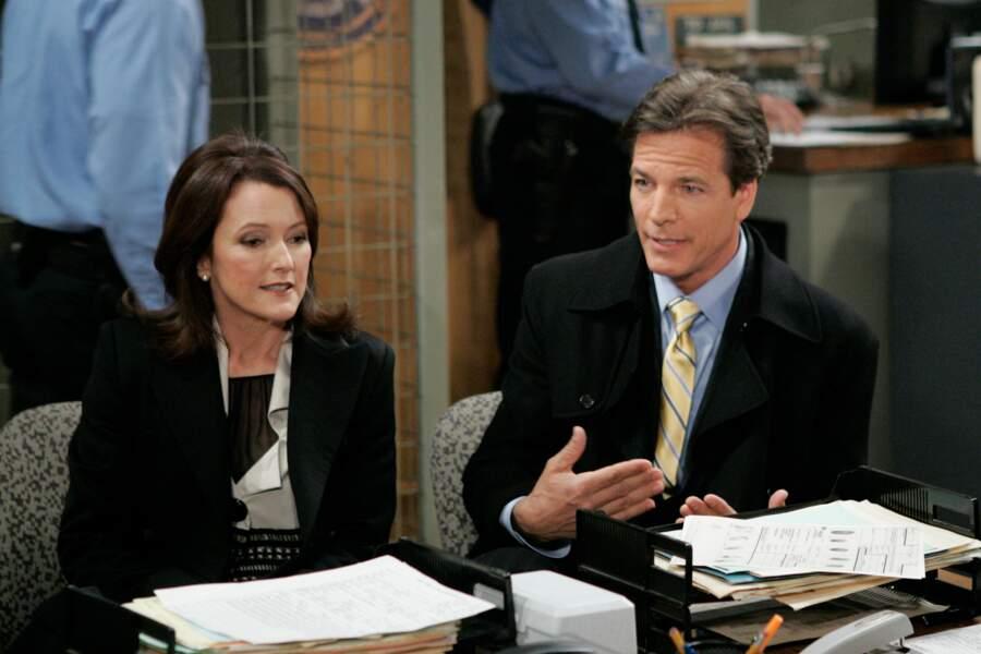 Le voici en 2010 dans le soap opera américain General Hospital
