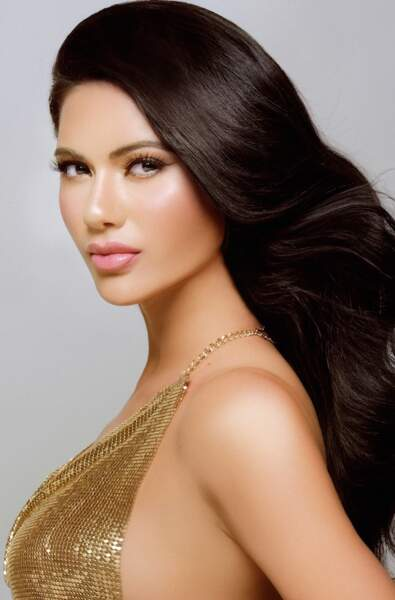 Miss Philippines : Gazini Ganadoz