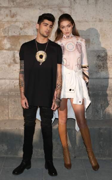 Après s'être déjà séparés en 2018 pour mieux ensuite se réconcilier, Gigi Hadid et Zayn Malik officialisent finalement leur rupture début 2019