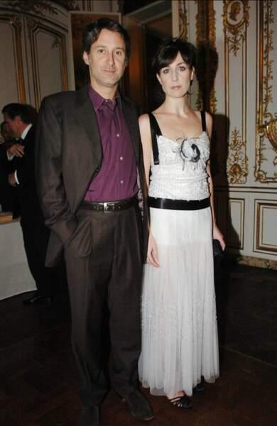 Entre 1997 et 2005, il a partagé la vie de la comédienne Elsa Zylberstein