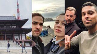 Samy Gharbi revient dans Demain nous appartient, S.W.A.T. au pays du soleil levant, délire dans NCIS... les tournages séries de la semaine (PHOTOS)
