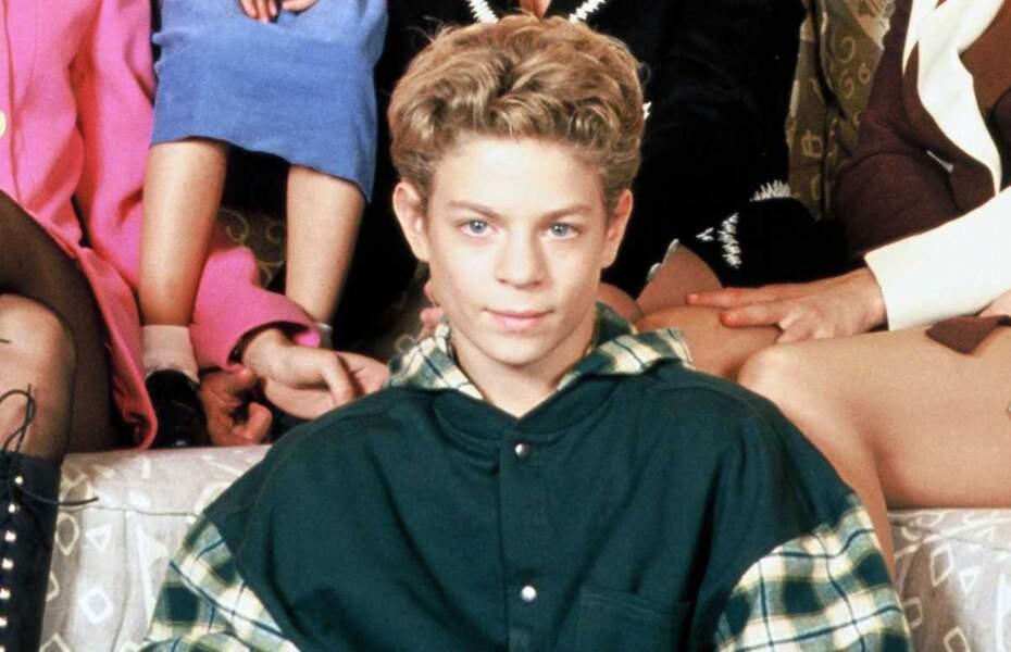 Vincent Latorre incarnait le jeune Vincent