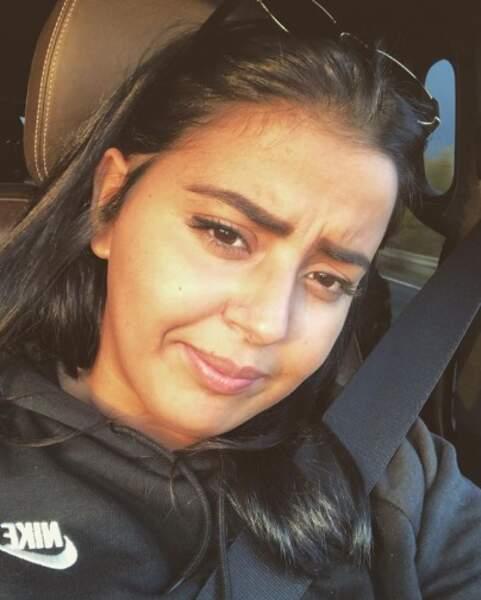 Et suivez l'exemple de Marwa Loud : attachez bien vos ceintures en voiture.