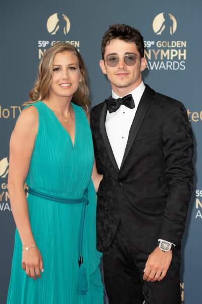 Le jeune pilote de F1 Charles Leclerc et sa petite amie Giada Gianni ne sont plus ensemble depuis la rentrée