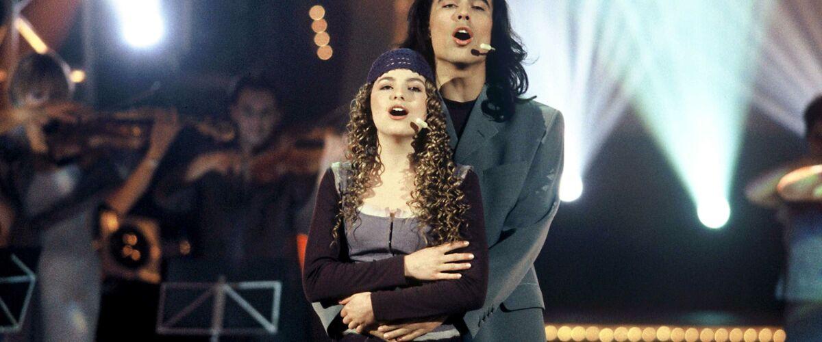 Cécilia Cara et Damien Sargue se retrouvent 20 ans après Roméo et Juliette (PHOTOS)