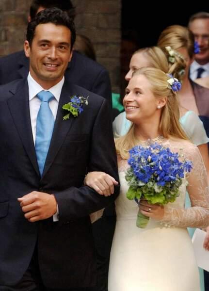 Clap de fin également pour Lady Davina Lewis (fille du cousin de la reine Elizabeth II) et son mari Gary Lewis : le palais de Buckingham confirme leur séparation après 15 ans de mariage