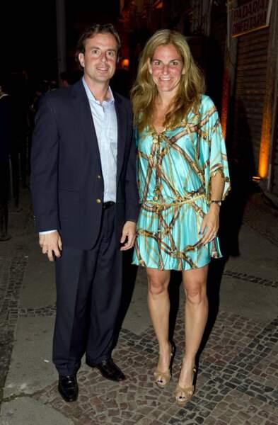 Le mois de mars voit la fin d'une union houleuse : l'ex joueuse de tennis Arantxa Sanchez-Vicario, trois fois gagnante de Roland-Garros, est enfin divorcée de Josep Santacana