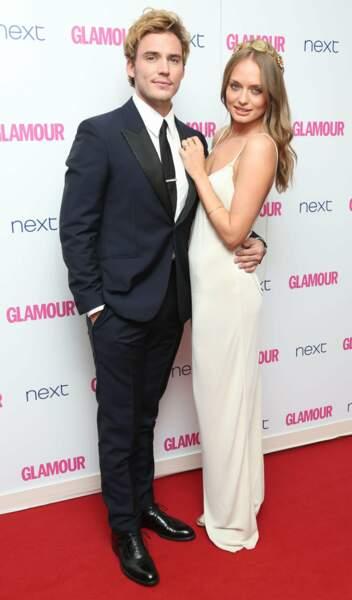 Le 19 août, Sam Clafin (Hunger Games) confirme sur Instagram vouloir divorcer de sa femme Laura Haddock