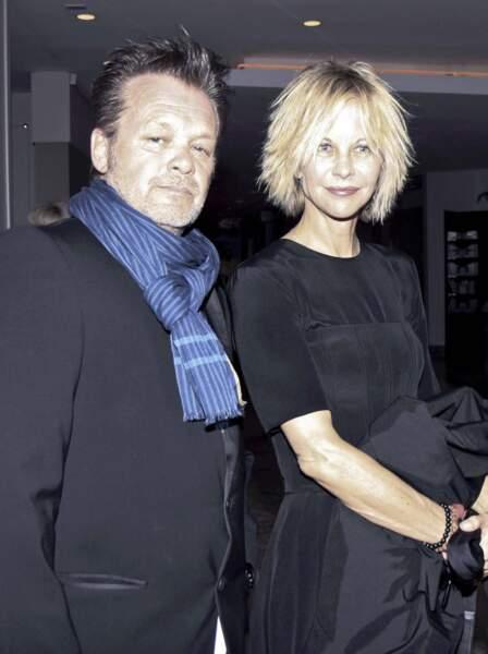 Ils ne vieilliront pas ensemble ! Après huit années, l'actrice Meg Ryan préfère rompre ses fiançailles avec le chanteur John Mellencamp