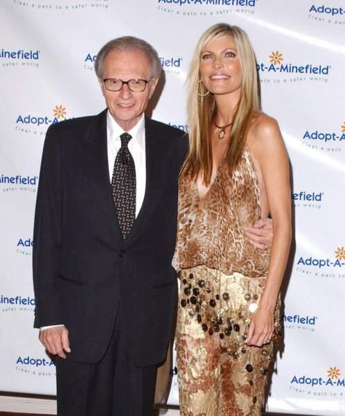 Toujours en juin, le journaliste Larry King annonce sa rupture d'avec sa 7ème épouse, Shawn King