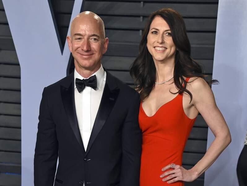 Le 5 juillet, Jeff Bezos et son épouse MacKenzie officialise la fin d'une union de 25 années... un divorce qui coûte (très) cher au fondateur d'Amazon !