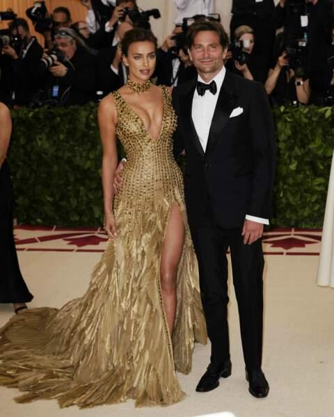 Après quatre ans d'histoire et une petite fille, le couple glamour formé par Bradley Cooper et Irina Shayk tourne la page