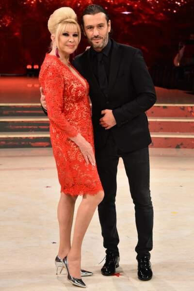 Fin juin, Ivana Trump se sépare de son mari Rossano Rubicondi