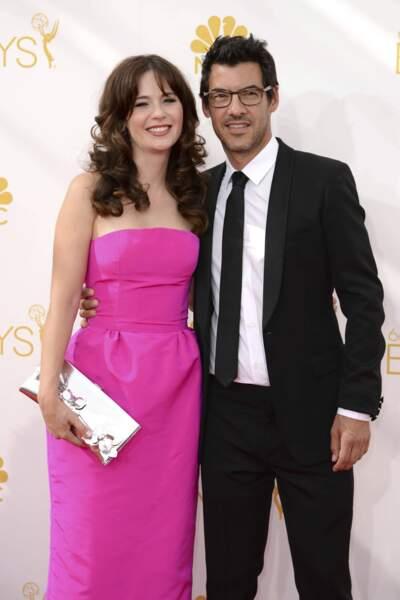 Leur mariage aura duré quatre ans : Zooey Deschanel et Jacob Pechenik décident de rompre en septembre