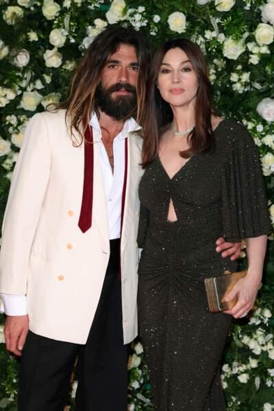 Ils allaient pourtant bien ensemble :  Monica Bellucci et Nicolas Lefebvre confirment leur rupture