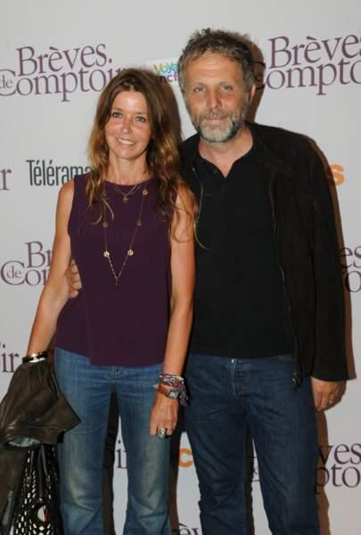 En octobre, Stéphane Guillon a officialisé son divorce avec Muriel Cousin