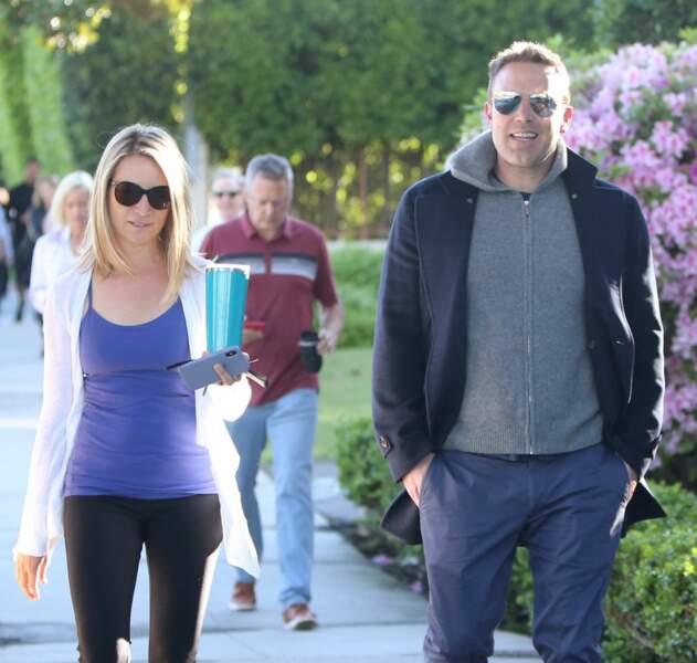 On croyait enfin Ben Affleck re-casé avec Lindsay Shookus : leur réconciliation aura été de très courte durée !