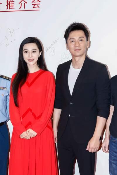 L'actrice chinoise Fan Bingbing annonce sa rupture sur Weibo (équivalent de Twitter en Chine) d'avec le réalisateur Li Chen