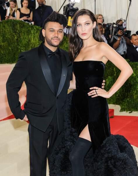 Même clap de fin pour le couple Bella Hadid /The Weeknd