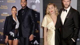 Katie Holmes et Jamie Foxx, Miley Cyrus et Liam Hemsworth, Estelle Mossely et Tony Yoka... Les ruptures de l'année 2019