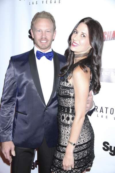 """Après 9 ans de mariage, Ian Ziering (star de la série """"Beverly Hills 90210"""" dans les années 90) demande le divorce à Erin Ludwig"""