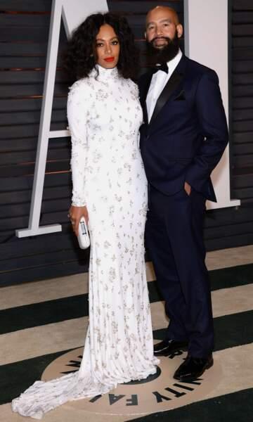 Le 1er novembre, Solange Knowles annonce sur Instagram sa rupture avec Alan Ferguson