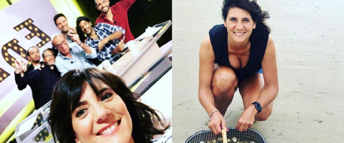 Estelle Denis : ses voyages en famille, la chaîne L'Équipe, sa passion du running... le best-of Instagram de l