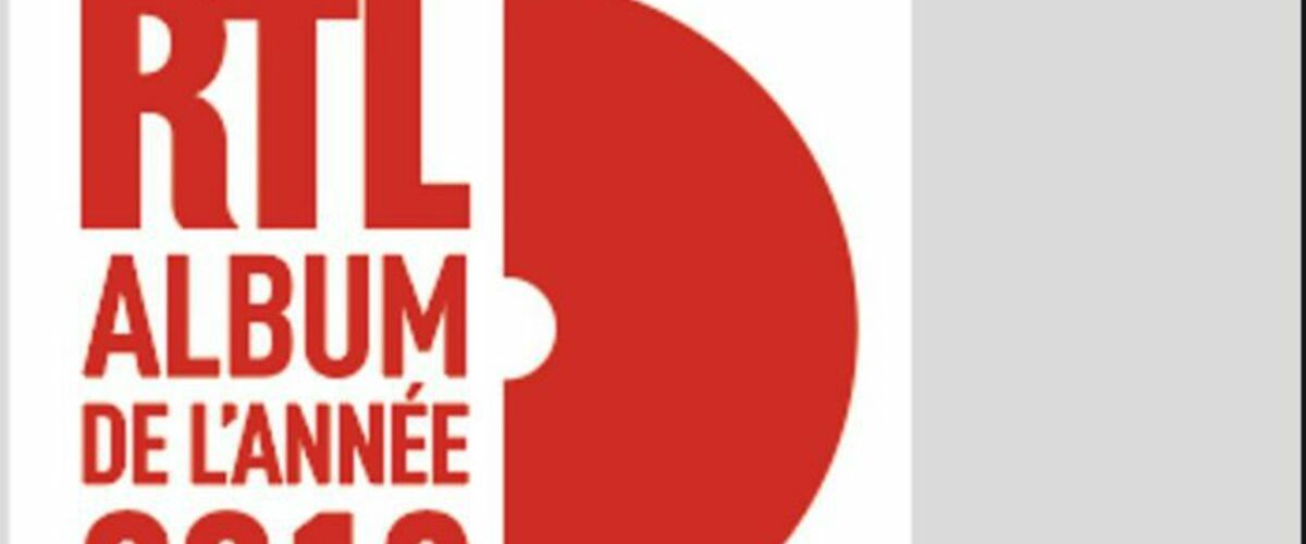 Le prix de l'Album RTL de l'année 2019 est décerné à...