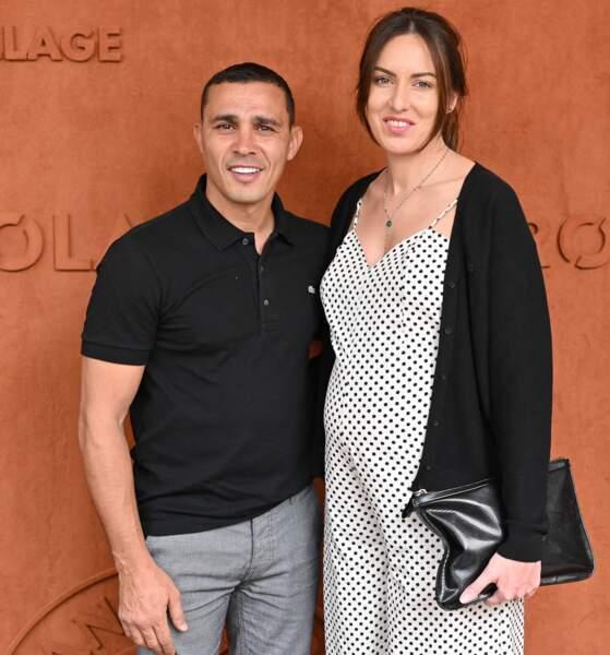 L'ancien champion de boxe Brahim Asloum a officialisé sa relation avec Justine Pouget à la mairie du XVIIe arrondissement de Paris début juillet 2019