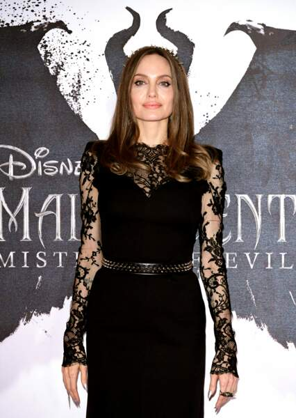 Angelina Jolie plus maléfique que jamais