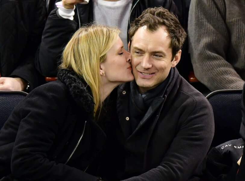 Le 30 avril Jude Law a épousé en troisième noce la psychologue Phillipa Coan à Londres