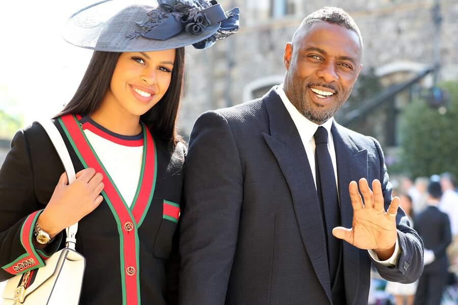 Le comédien Idriss Elba a convolé pour la troisième fois avec la mannequin (et Miss Vancouver 2014) Sabrina Dhowre le 26 avril à Marrakech