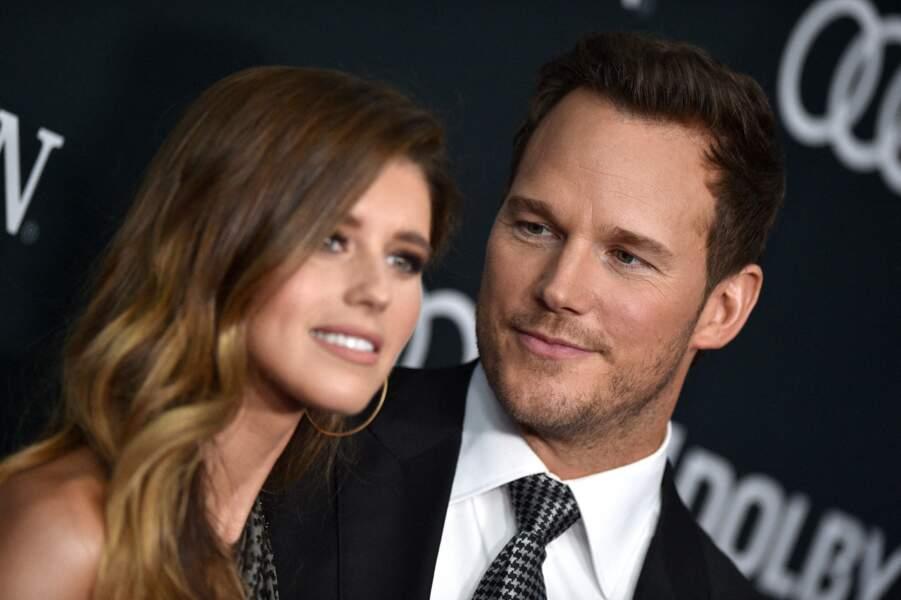 Chris Pratt  a déclaré sa flamme à Katherine Schwarzenegger. Le mariage eu lieu le 8 juin en Californie