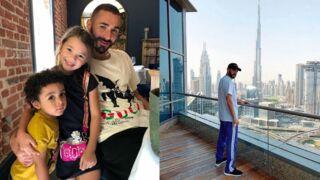 Karim Benzema : ses enfants, son look, ses vacances de rêve, ses amis Booba et Lacrim... le best-of Instagram du buteur du Real Madrid ! (PHOTOS)