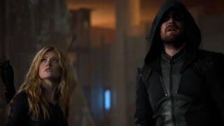 Crossover Arrow : Stephen Amell et les producteurs réagissent au destin choquant d'Oliver (Arrow) à la fin de Supergirl