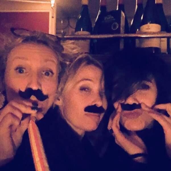 Le gang des moustache