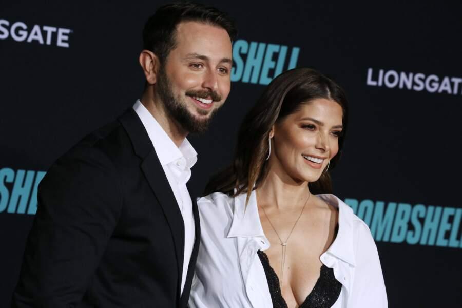 Ashley Greene et son époux Paul Khoury
