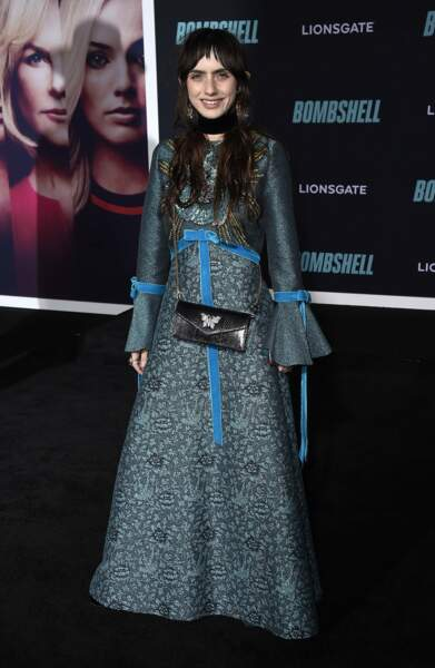 Zoe Bleu Sidel, la fille de Rosanna Arquette