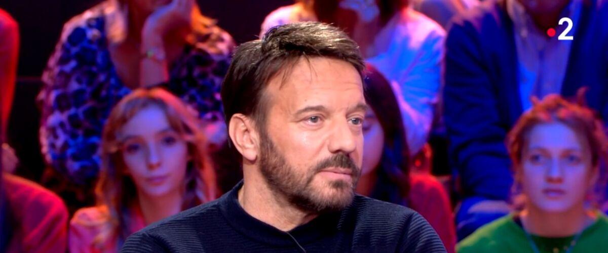 Exclu. Ca ne sortira pas d'ici (France 2) : Samuel Le Bihan ému aux larmes sur le plateau de Michel Cymes en é
