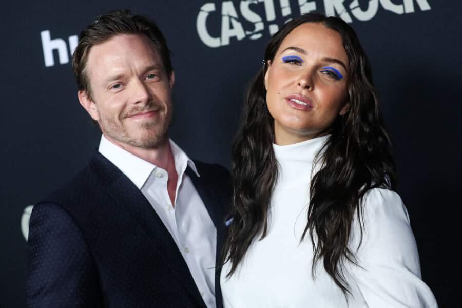 """Les comédiens Camilla Luddington (""""Grey's anatomy"""") et Matthew Alan se sont mariés le 17 août"""