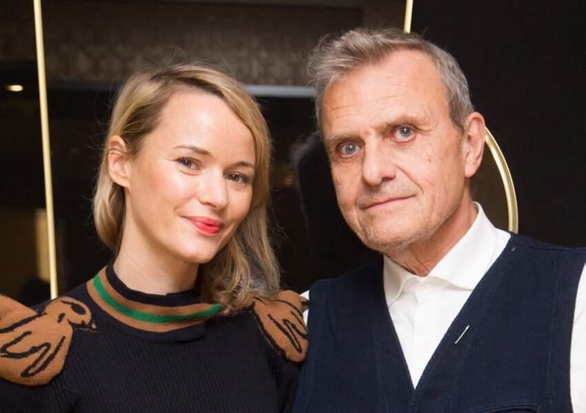 Le couturier Jean-Charles de Castelbajac et Pauline de Drouas se sont mariés le 21 septembre à Paris