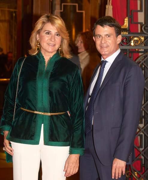 Le 14 septembre Manuel Valls et Susana Gallardo ont convolé en juste noce à Minorque, aux Baléares