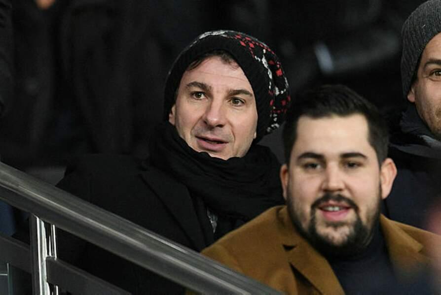 L'humour en tribune grâce à Michael Youn et Artus, deux mordus du PSG