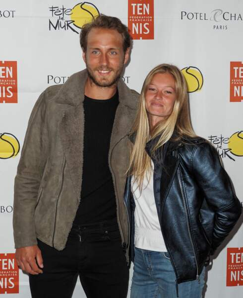 Lucas Pouille et Clemence Bertrand se sont dit oui le 7 septembre