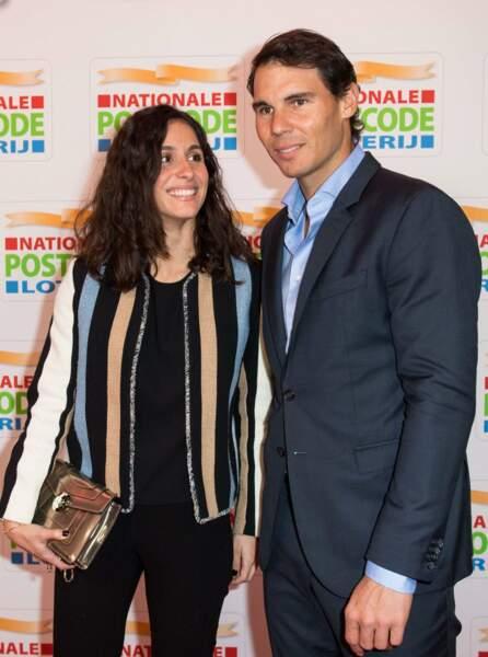 Maria Francisca Perello suivrait son mari de tennisman (Rafael Nadal bien sûr) jusqu'au bout du monde, en tout cas depuis ce 19 octobre.