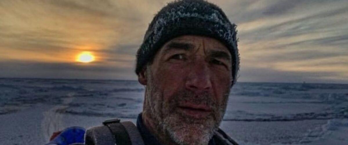 """Le visage très marqué, Mike Horn donne de ses nouvelles : """"Je me sens vidé"""" (PHOTO)"""