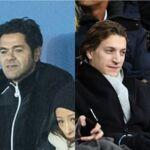 Jamel Debbouze en famille, les frères Sarkozy en toute décontraction, Kev Adams distrait, Timothée Chalamet bien accompagné… Les people en forme pour PSG/Galatasaray ! (PHOTOS)