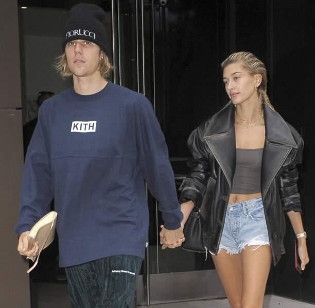 Le 30 septembre Justin Bieber a emmené Hailey Baldwin vers la vie de couple marié